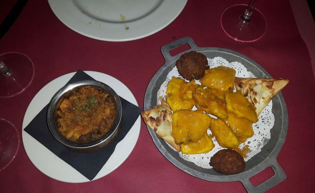 comida marroquí en zaragoza