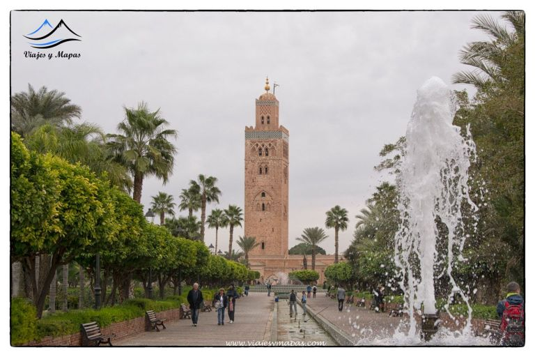 Mezquita de la Koutoubia