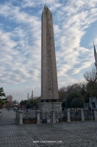 Obelisco hipodromo estambul