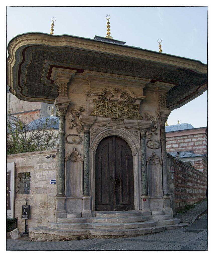 Puerta del Tesoro Estambul
