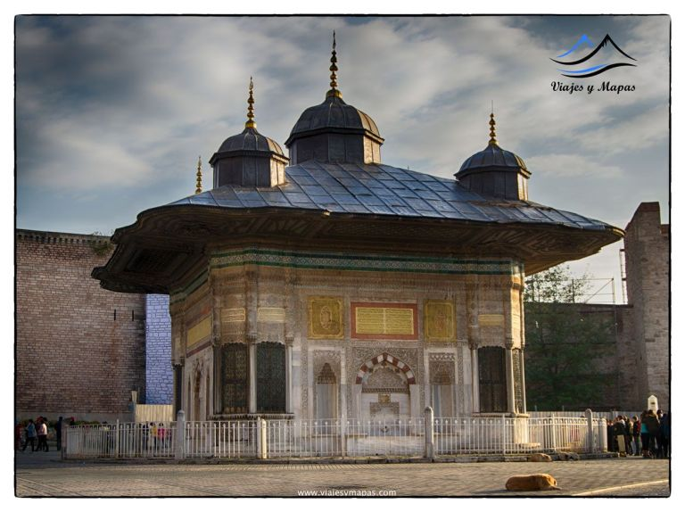 Ruta por la Estambul Bizantina