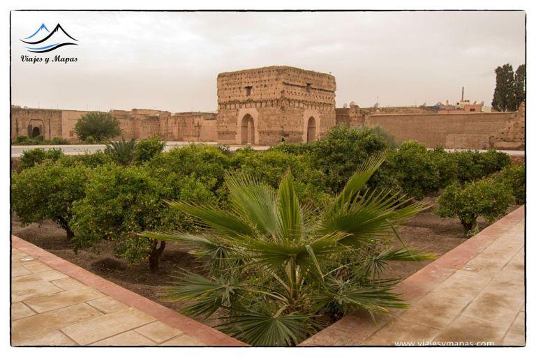 Visita al Palacio Badi