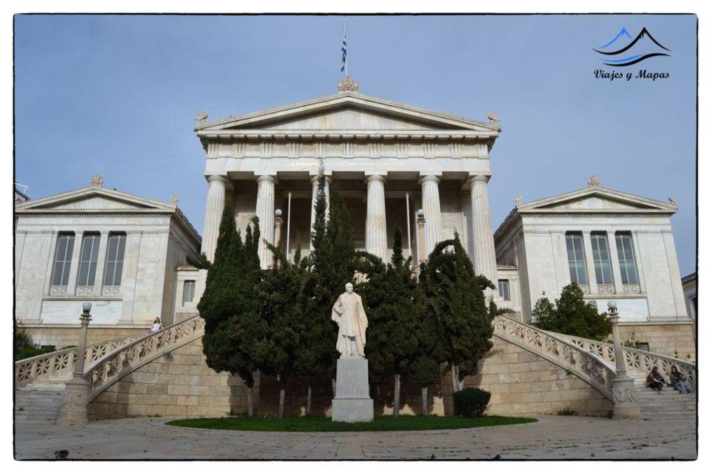 Biblioteca Nacional de Grecia