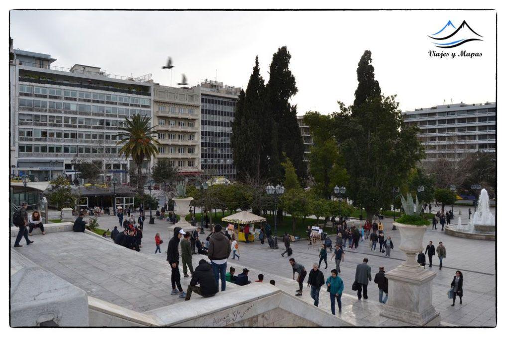 Plaza Sintagma