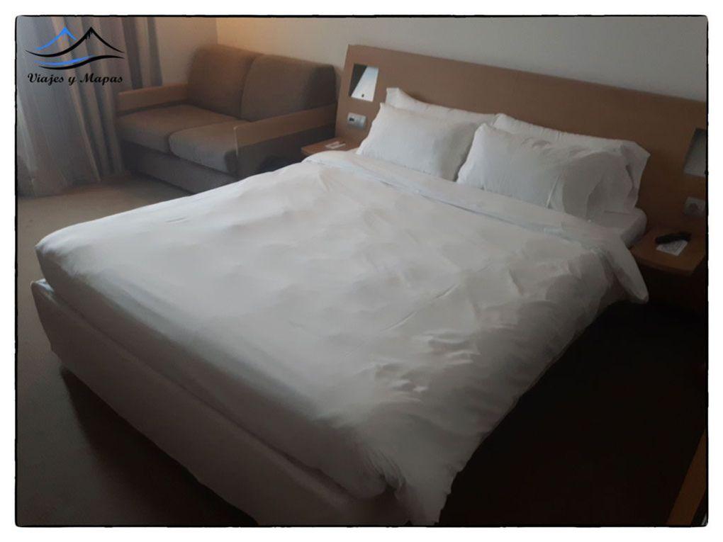 Cama_hotel_puerta de bilbao
