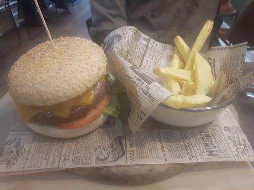 Hamburguesa-madura