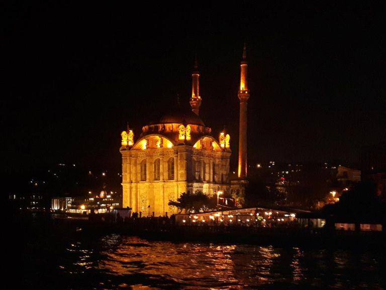 mezquita-de-Dolmabahçe