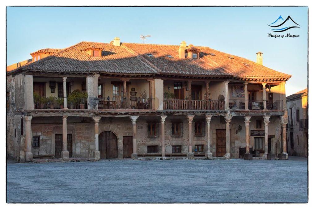 plaza-mayor-pedraza