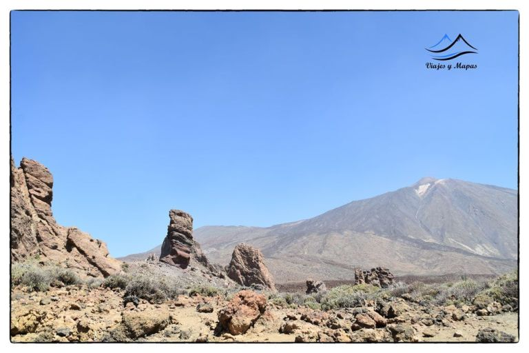 Roques de García en Tenerife