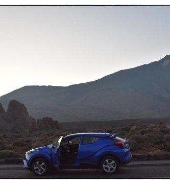 Ruta por Tenerife en coche