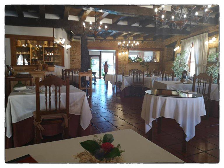 Restaurante la Botica de Matapozuelos