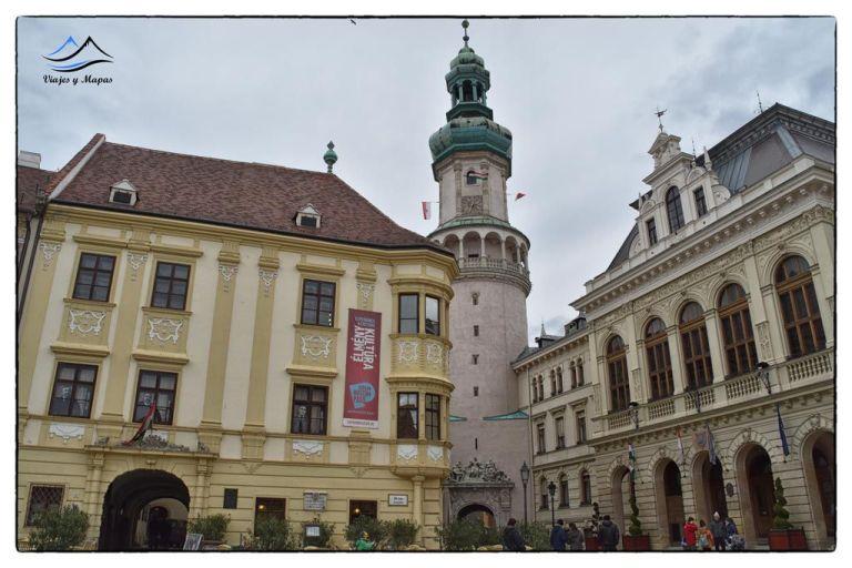 sopron-torre