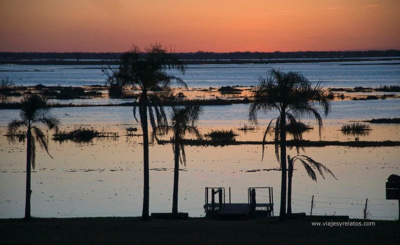 Corrientes-atardecer
