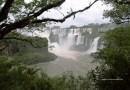 Cataratas de Iguazú, ¿un escenario natural?