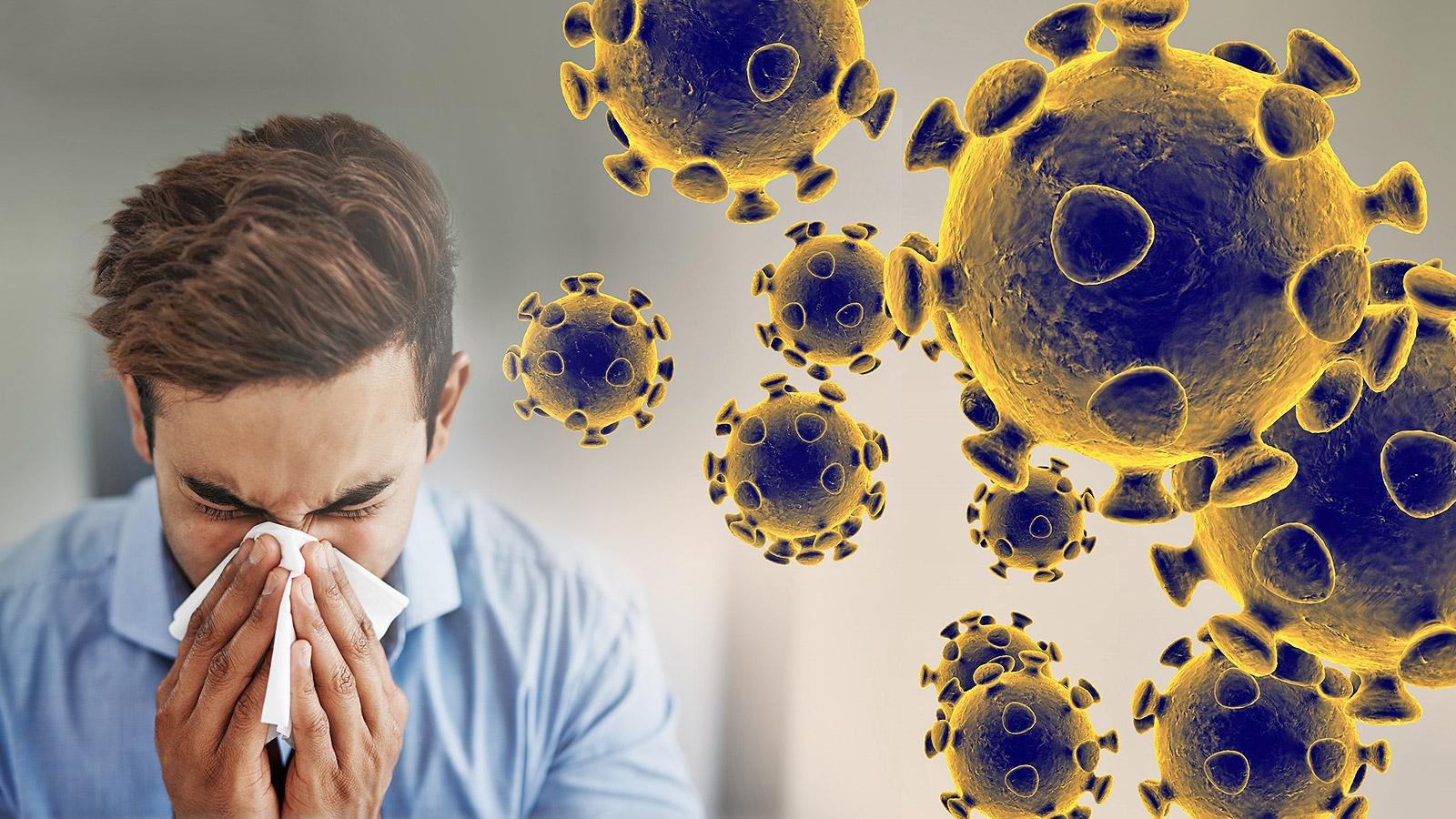 Atenci/ón a todos los visitantes En respuesta al reciente brote del Coronavirus