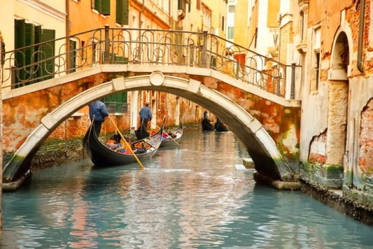 Venecia viaje