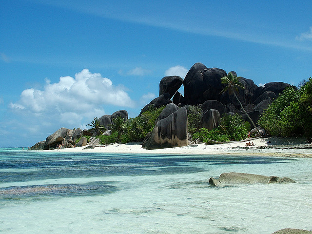 Playa mas bonita mundo