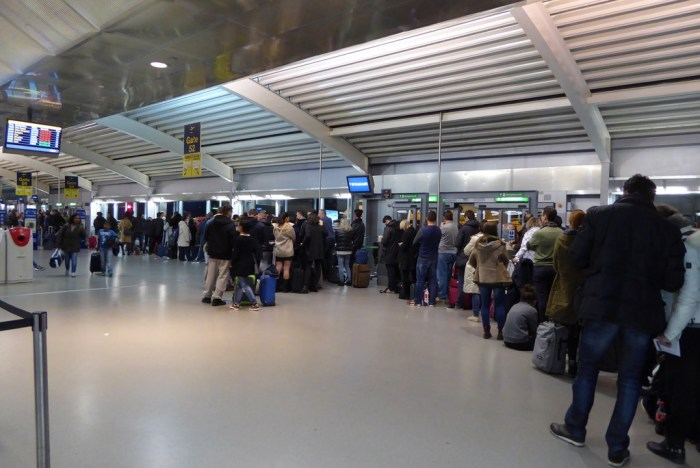 RyanAir Stansted 4
