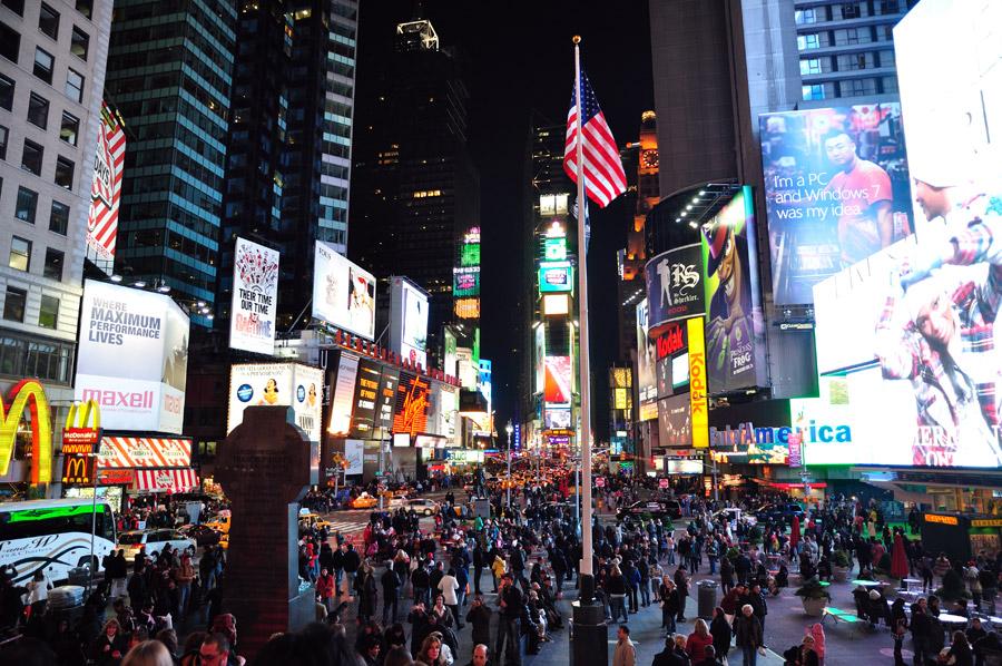 Cuánto cuesta un viaje a Nueva York 1