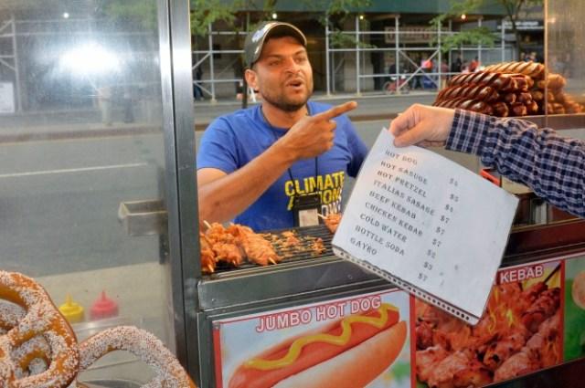 hot dogs nueva york