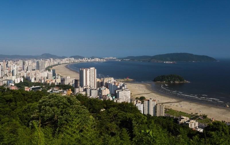 Praia do Santos