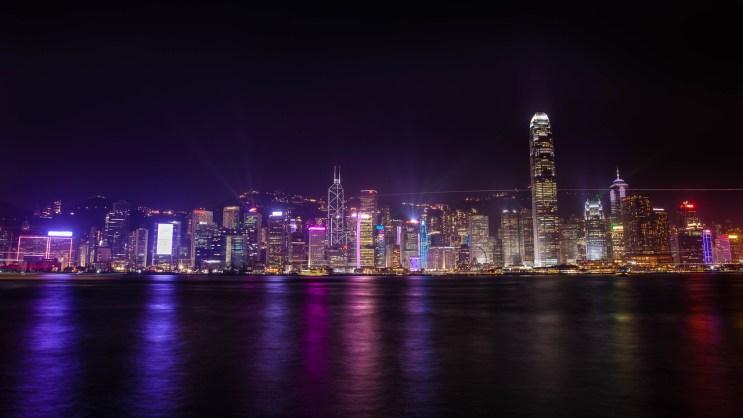 skylines-Hong Kong 1