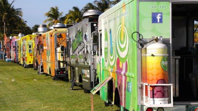Food truck de Miami