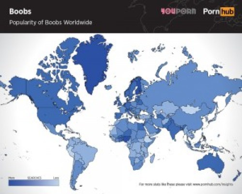 pornhub-boobs-searches-worldwide