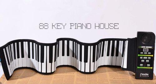 piano plegable