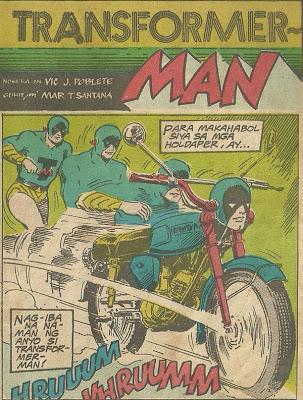 Transformer Man