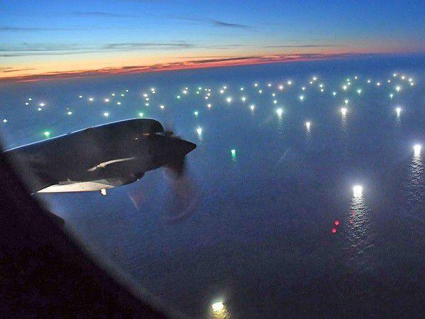 Pesca Ilegal en Mar Argentino
