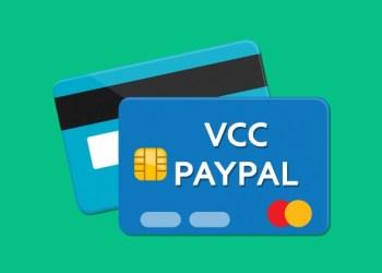 Cara Membuat VCC Sendiri Gratis Untuk Verifikasi PayPal