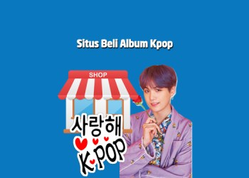 Tempat Beli Album Kpop online Terpercaya