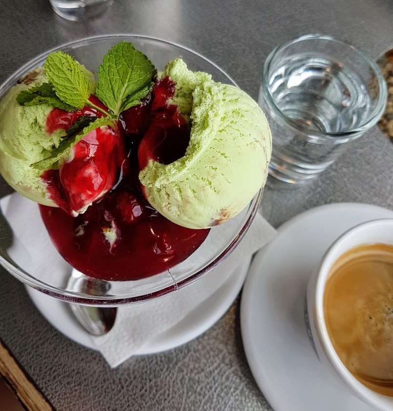 Double Coffee, Alfa, Riga