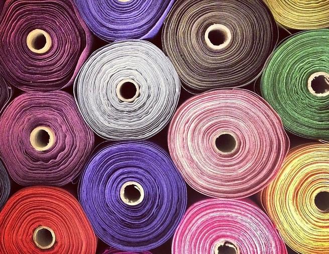 Välttelen pikamuotia, polyesteri