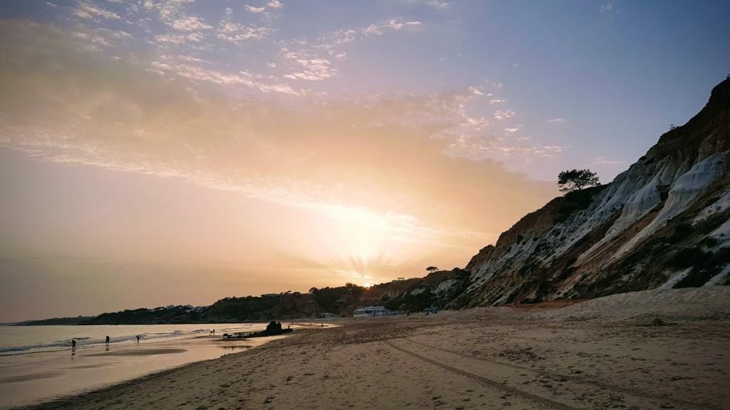 bloggaajan arki Algarvessa