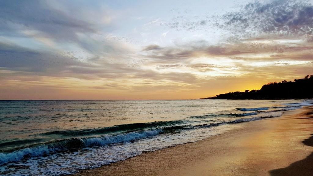bloggaajan arki Algarvessa Falesia