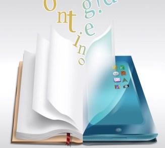 E-kirjan hiilijalanjälki kirja vs e-kirja