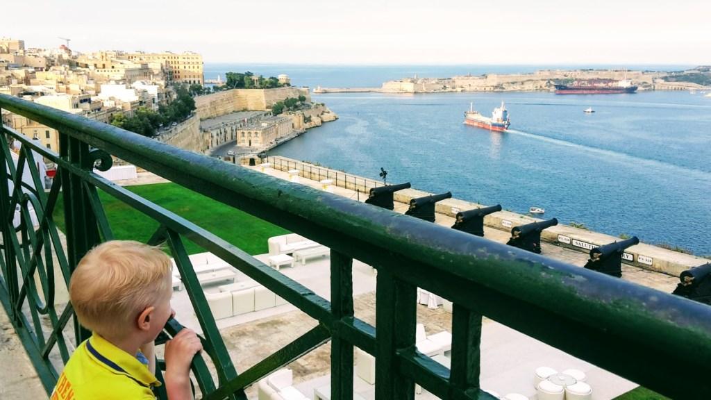 10 vuotta äitinä, Malta 2015