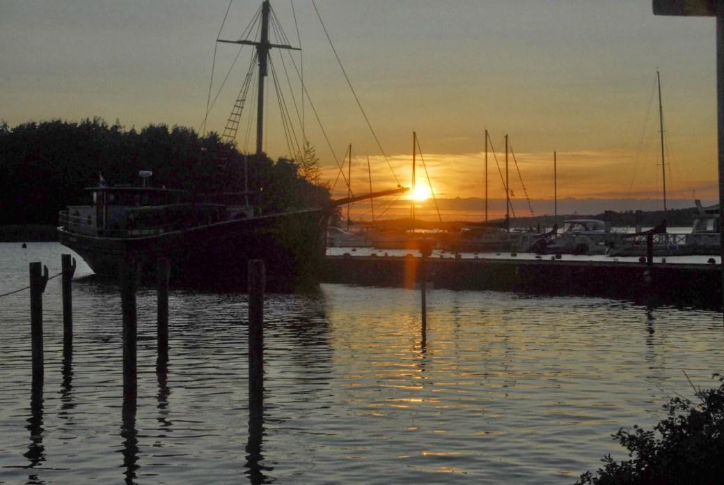 Meri - Päivän inspiraatiokuva, Naantali