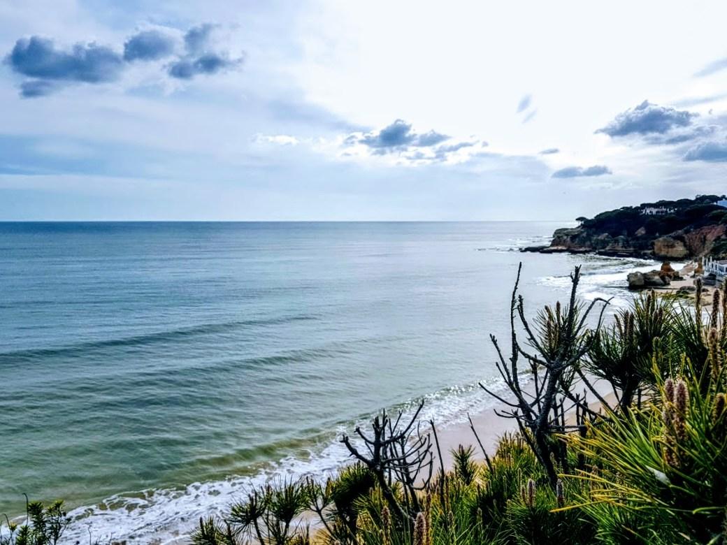Meri - Päivän inspiraatiokuva, Santa Eulalia, Albufeira
