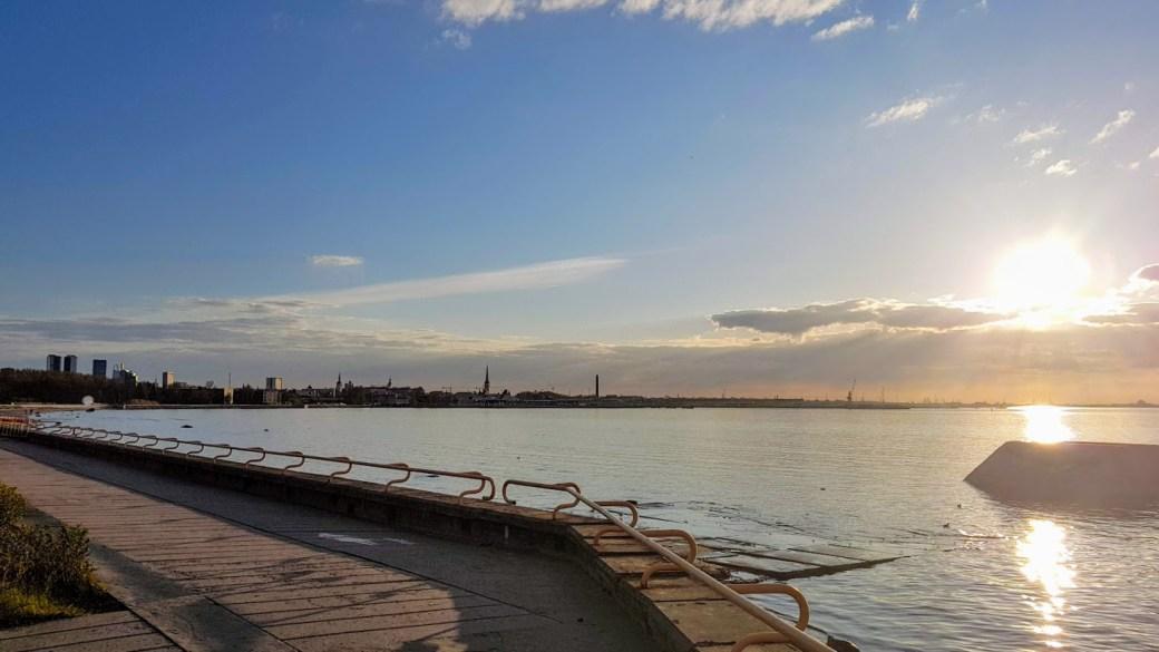 Meri - Päivän inspiraatiokuva, Pirita, Tallinn