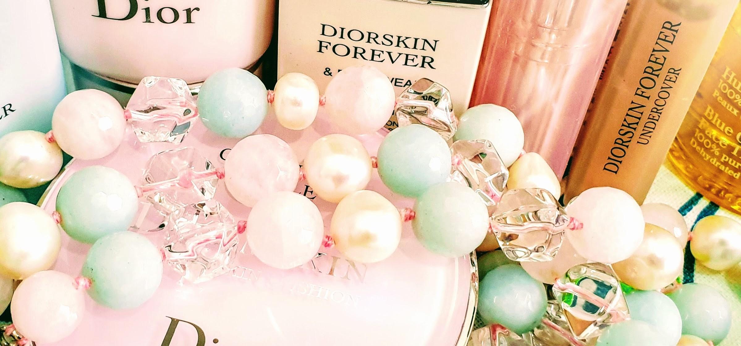 kosmetiikan suosikkilistani Dior Undercover kuvitus