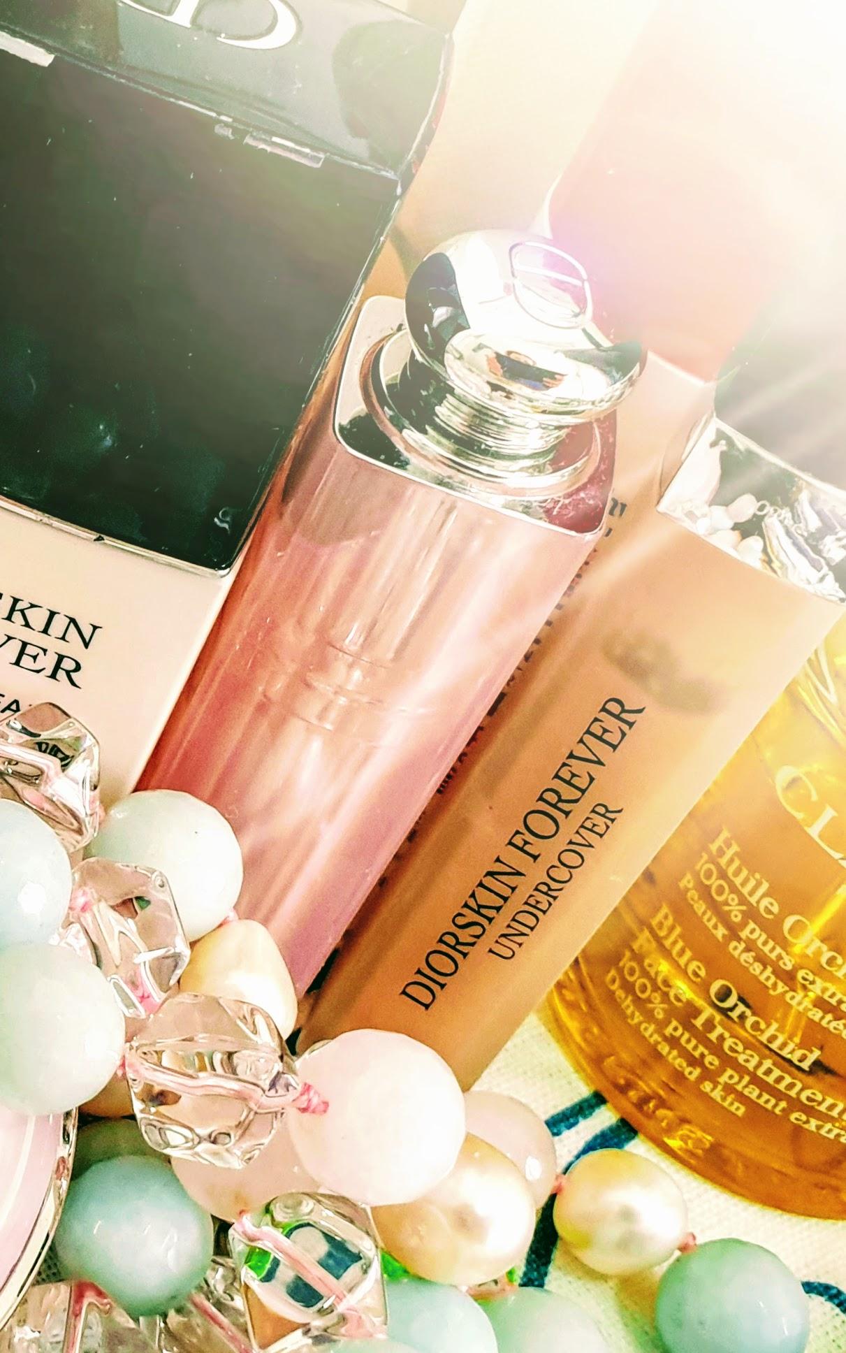 kosmetiikan suosikk0ilistani Dior Undercover