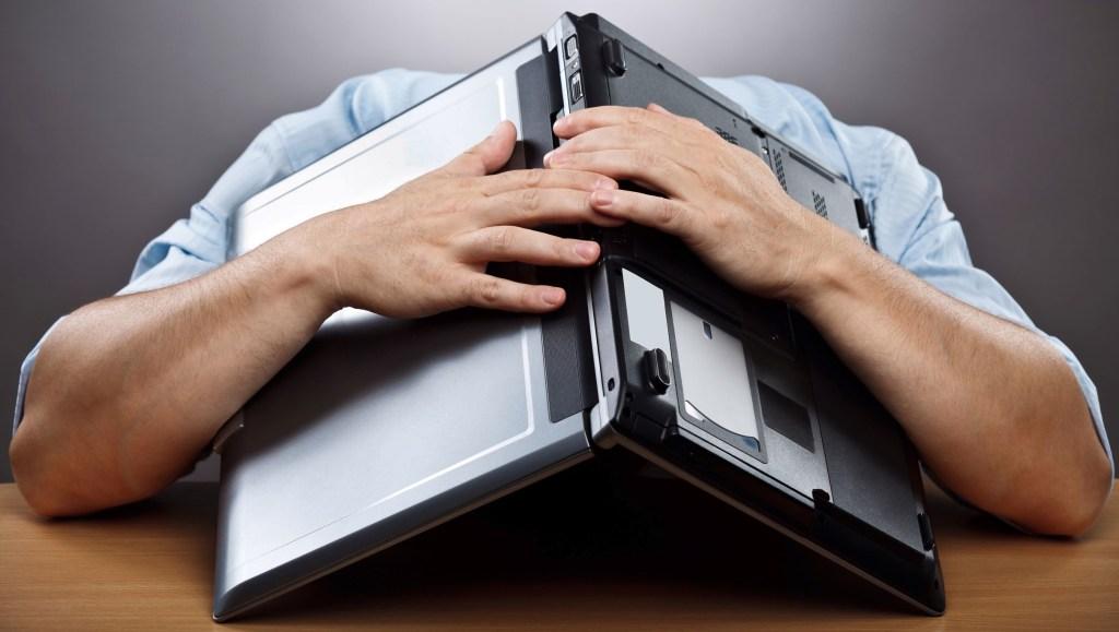 Pari kummallista ilmiötä bloggaamisessa - burnout