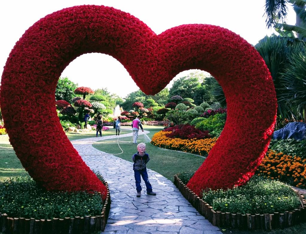 blogihaaste kumpi rakkaus China