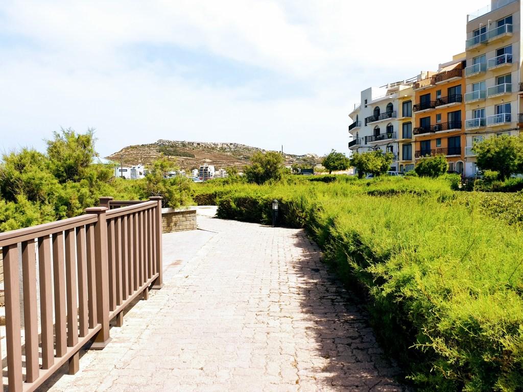 Gozon rantoja - Promenade