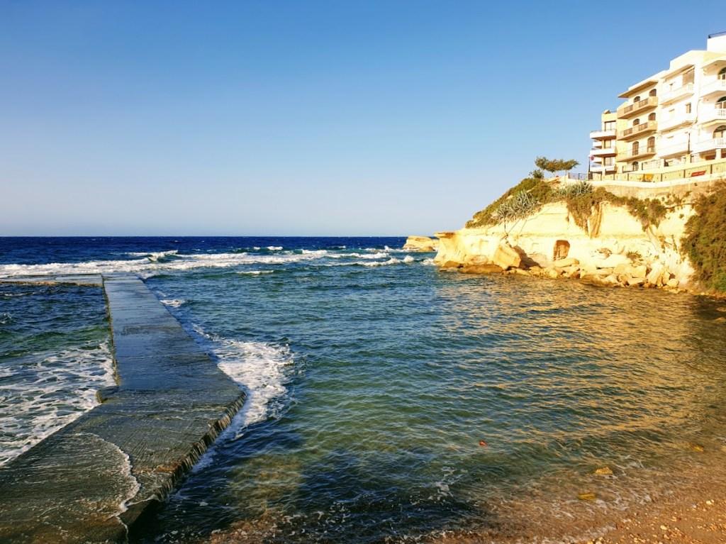 Gozon rantoja - Marsalforn - Għar Qawqla