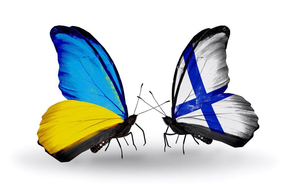 Koulumaailma Neuvostoliitossa, perhoset Ukraina -Suomi