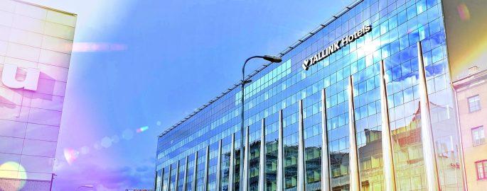 Tallink City Hotel banner